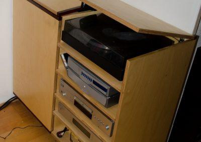 Audio meubel