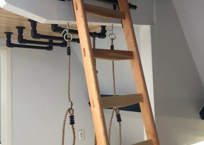 Fitness plafond