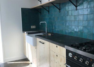Keuken inbouw